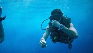 Soñar Que Estás Bajo El Agua